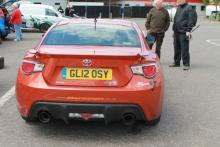 Abbey Motorsport's Toyota GT86